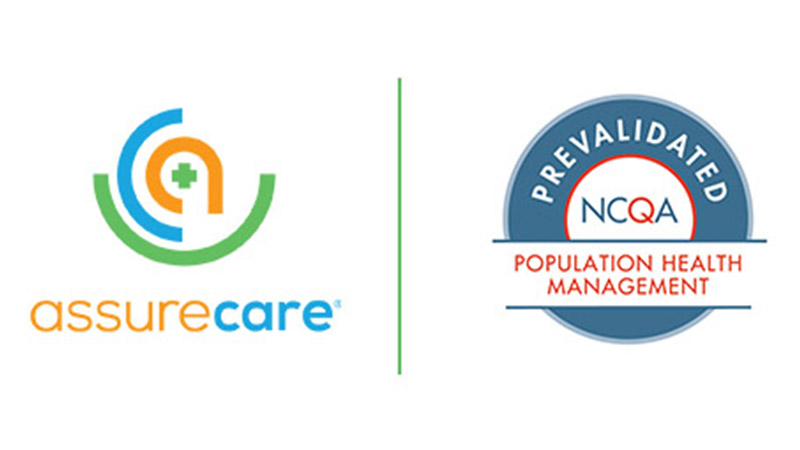 AssureCare and NCQA logos