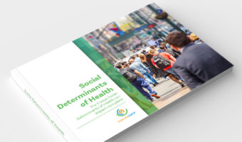 Social Determinants of Health eGuide cover